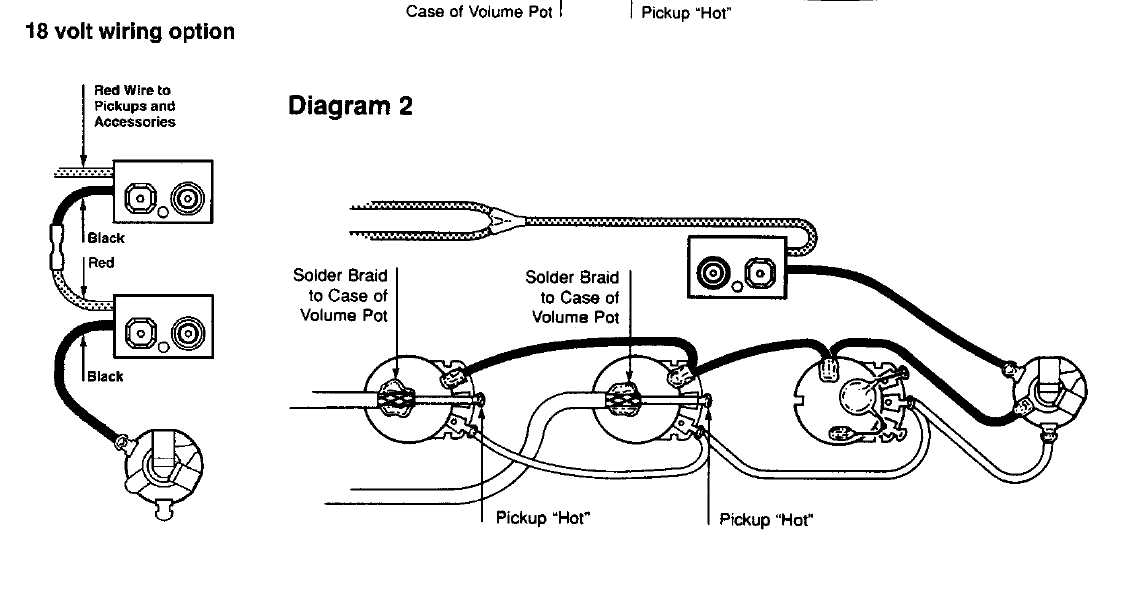 cort steinberger copy wiring diagram and help